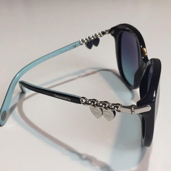 e2da7aa09270 Authentic TIffany   Co Return to Black Sunglasses.  M 5b1b3138c61777f02b00c7fa. Other Accessories ...